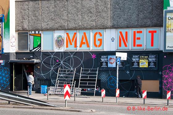 Der Magnet Club bei der Neueröffnung (Quelle: b-like-berlin.de/)