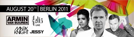 Dream Berlin 2011 Worlds Collide