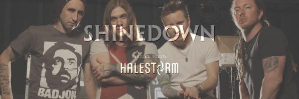 Shinedown 2012